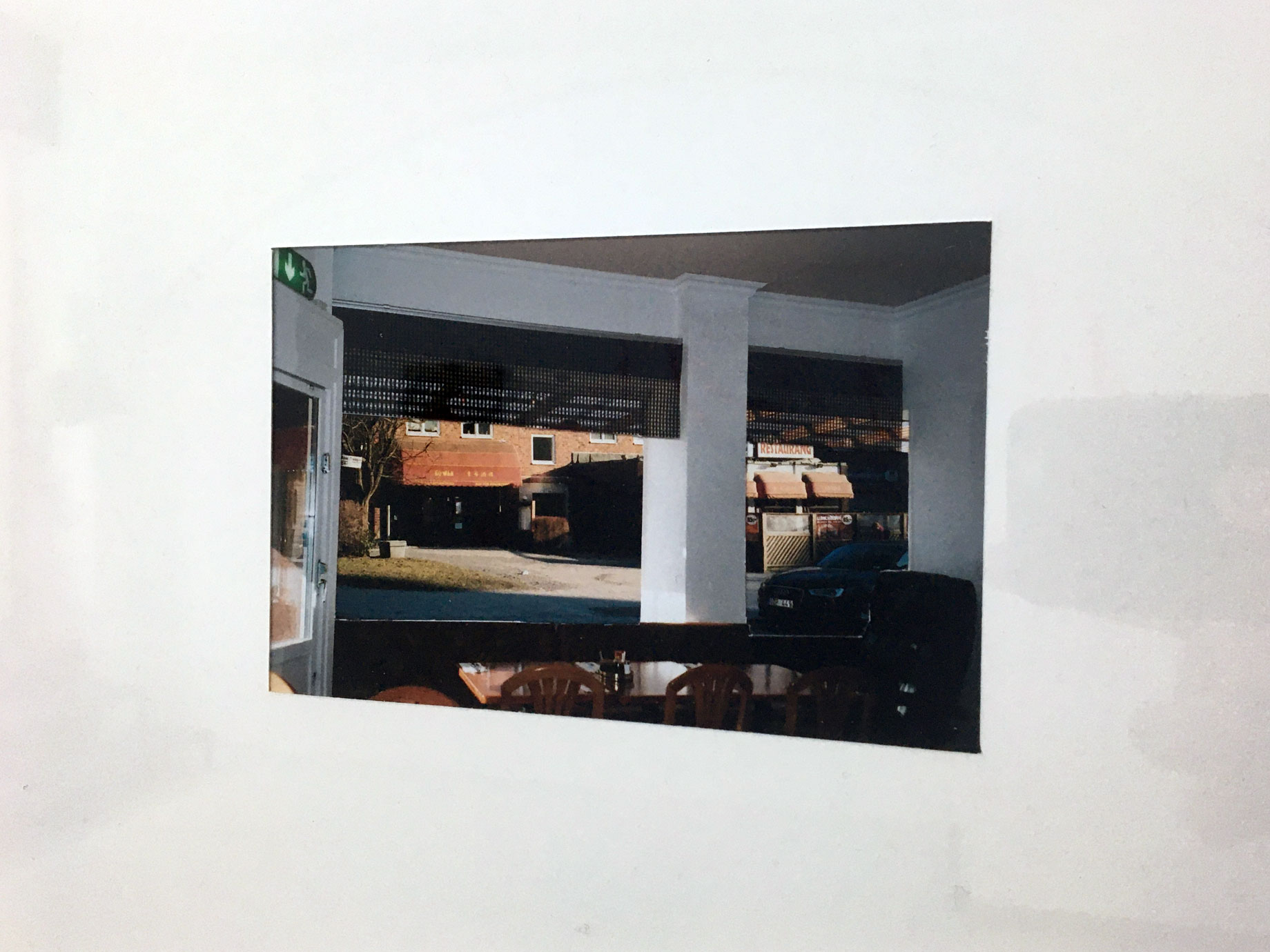Lap-See Lam, Winner House with a View of Ho Wah, 2015, Montage