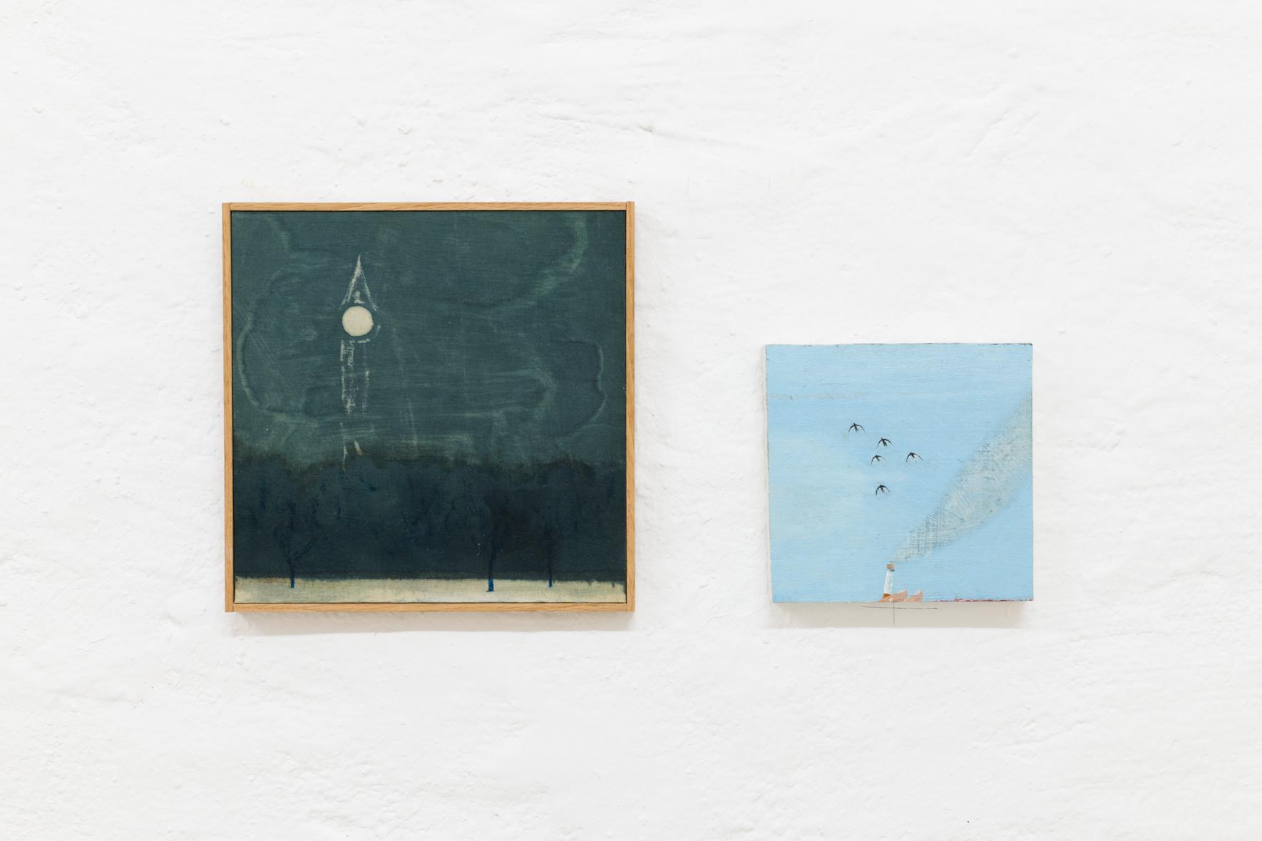 Eiko Gröschl, O.T., 2017; Eiko Gröschl, O.T. (1), 2017