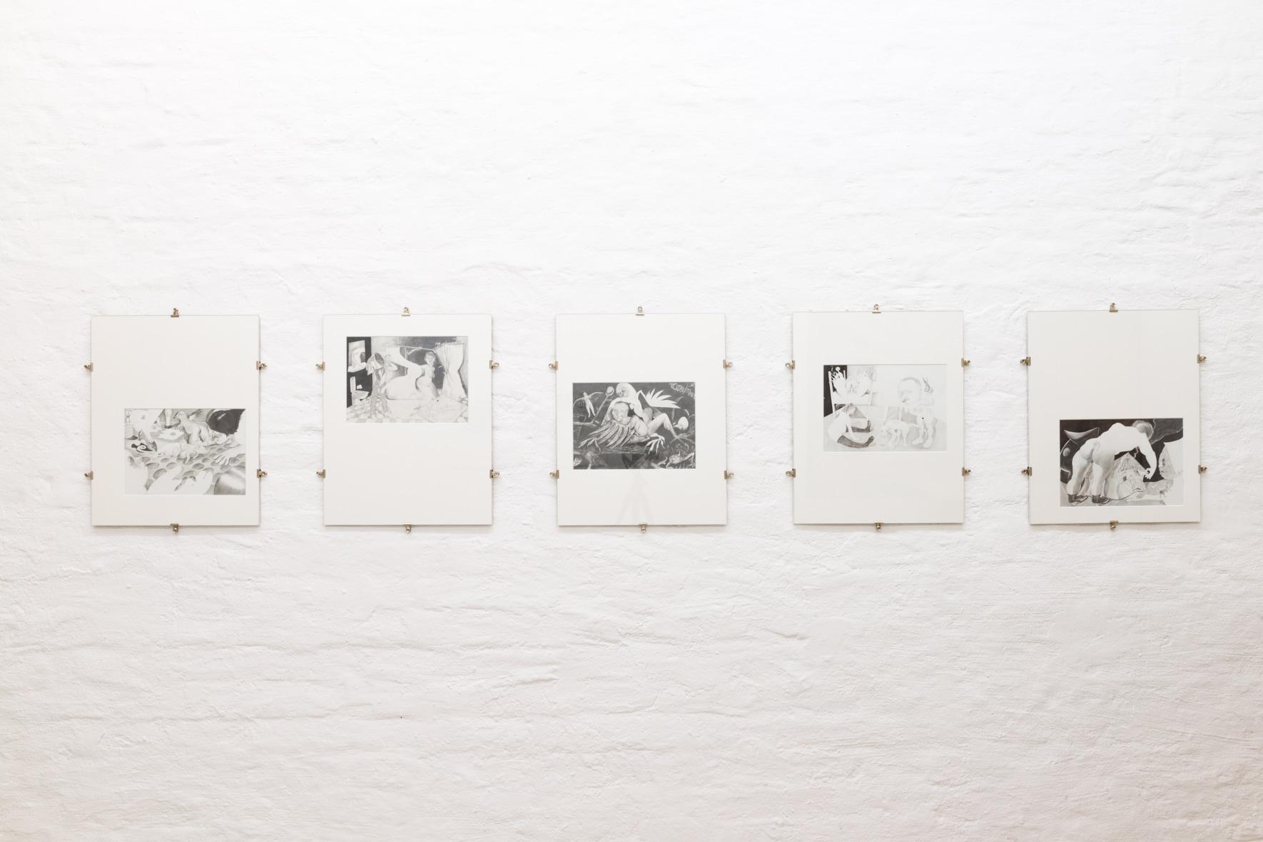 Exhibition View (Kea Bolenz)