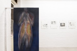 Exhibition View (Evelyn Plaschg, Kea Bolenz)