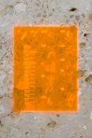 Emi Mizukami, 1000 years later, Plexiglass, 40 x 30 cm, 2020