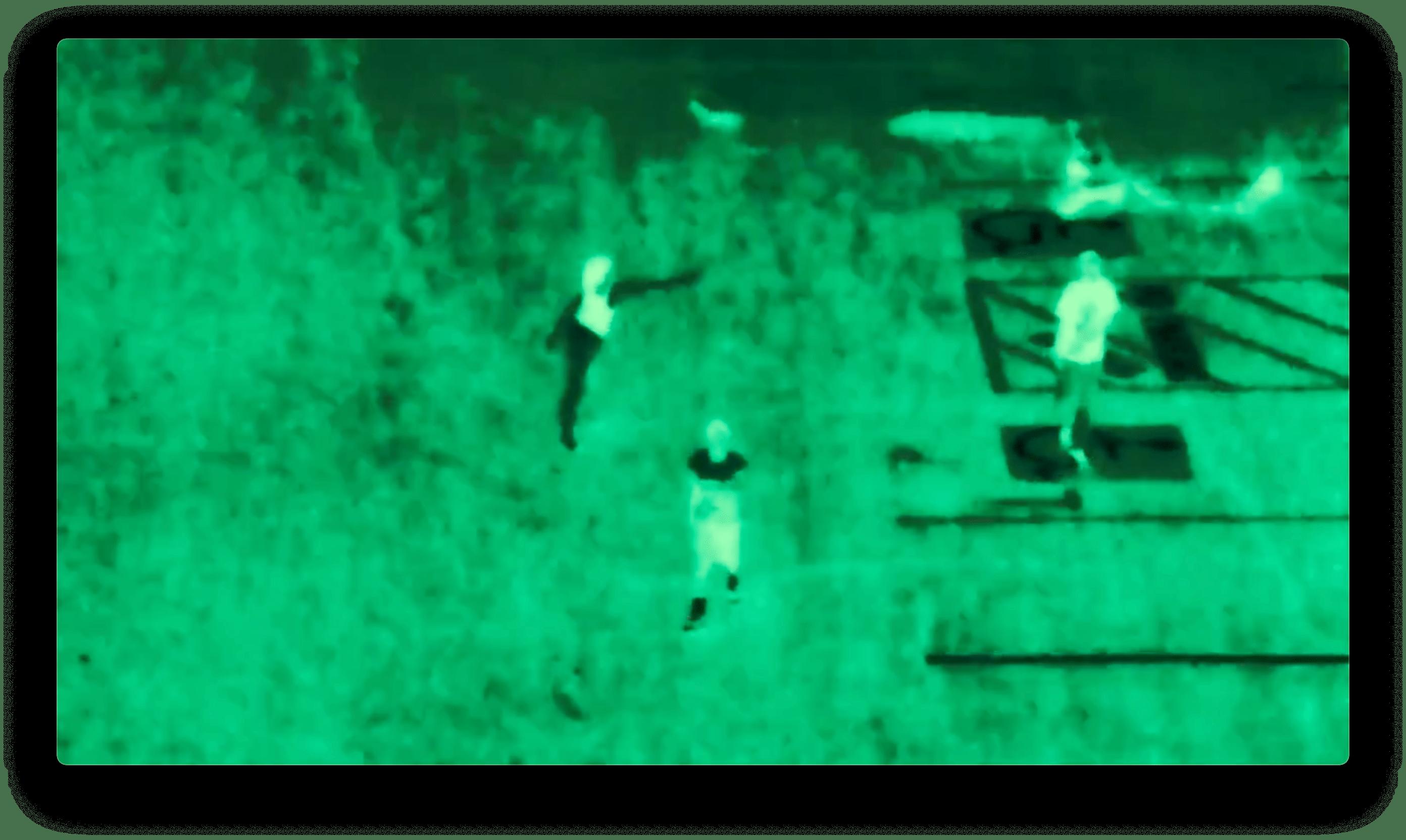 Bri Williams, Night Vision (still), 2017